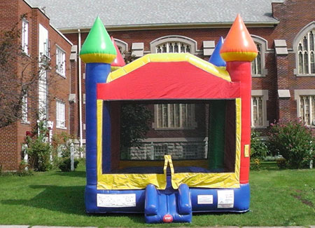 bounce house rochester ny castle