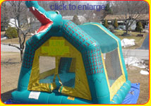 Rochester Bounce House Rental